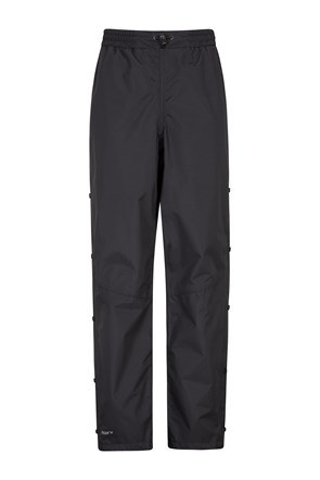 Downpour Womens Short Length Waterproof Pants
