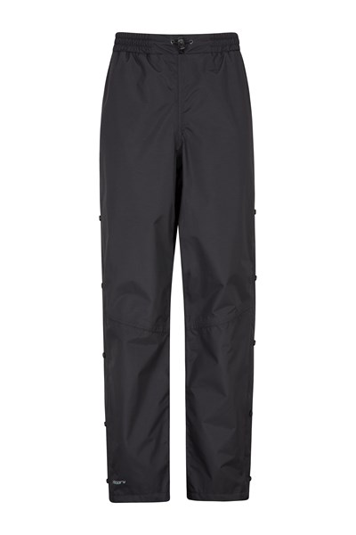 Mountain Warehouse Wms  Extreme Downpour Womens Overtrouser Short Length In