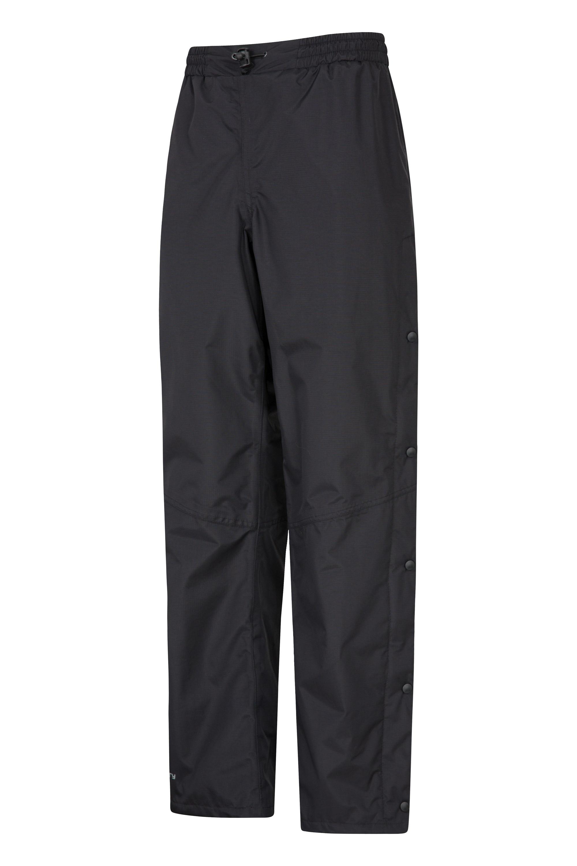 Downpour Womens Short Length Waterproof Pants | Mountain Warehouse US