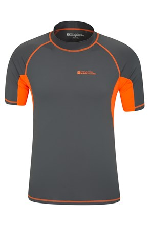 Mens UV Rash Vest