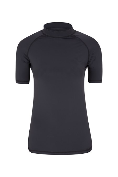 018520 WOMENS UV SS RASH VEST