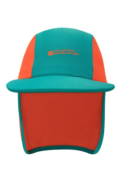 Legionnaire Kids Swim Hat - Orange