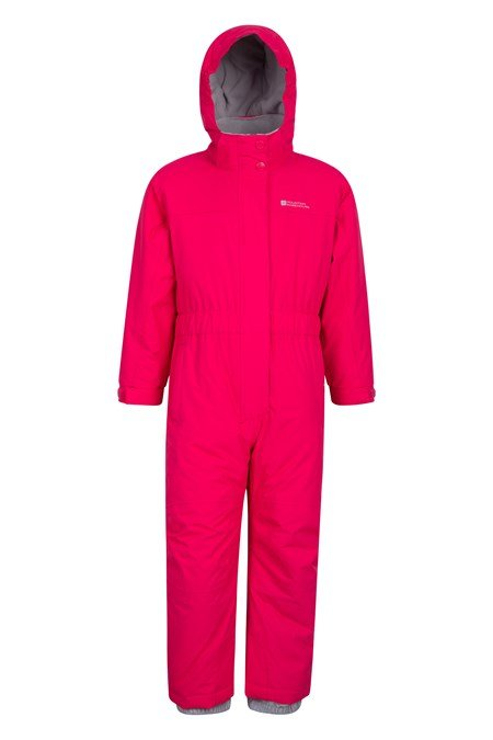 018802 CLOUD KIDS ALL IN ONE WATERPROOF SNOWSUIT