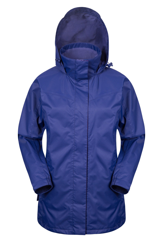 Guelder Womens Winter Long Jacket - Navy