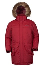 Antarctic Extreme Mens Down Jacket
