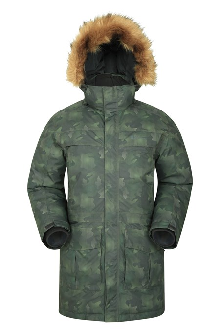 the sale of shoes 100% genuine save off Antarctic Extreme Waterproof Mens Down Jacket