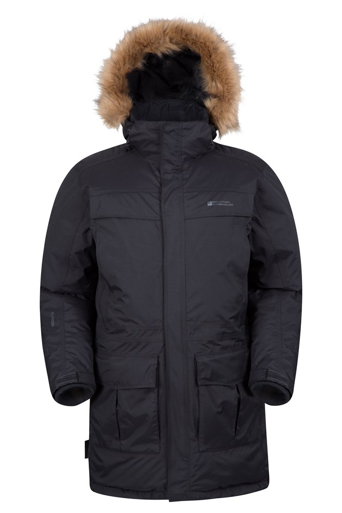 Mens Winter Jackets | Coats For Men | Mountain Warehouse US