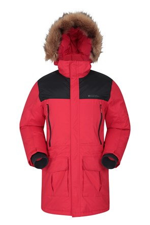 Antarctic Extreme Waterproof Mens Down Jacket