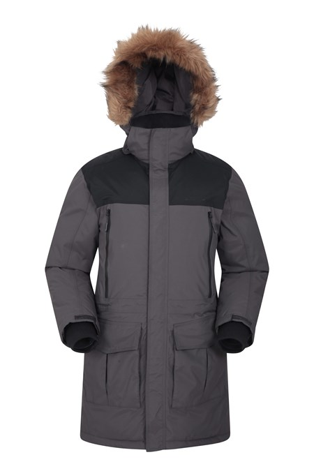 018823 ANTARCTIC DOWN PADDED JACKET