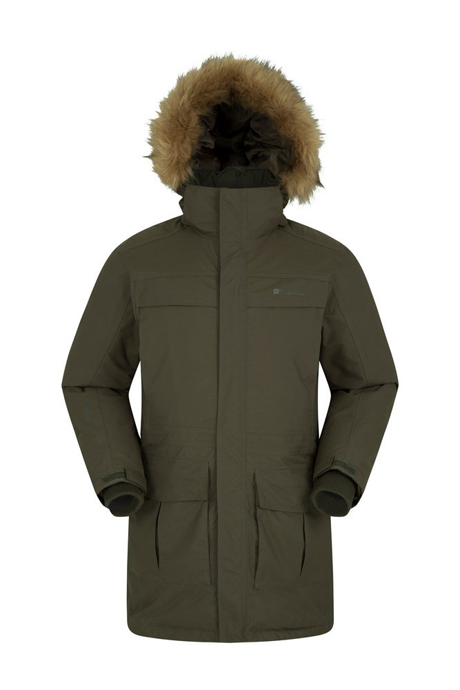 Women's Extreme Cold Weather Down Parks, Coats, and Jackets