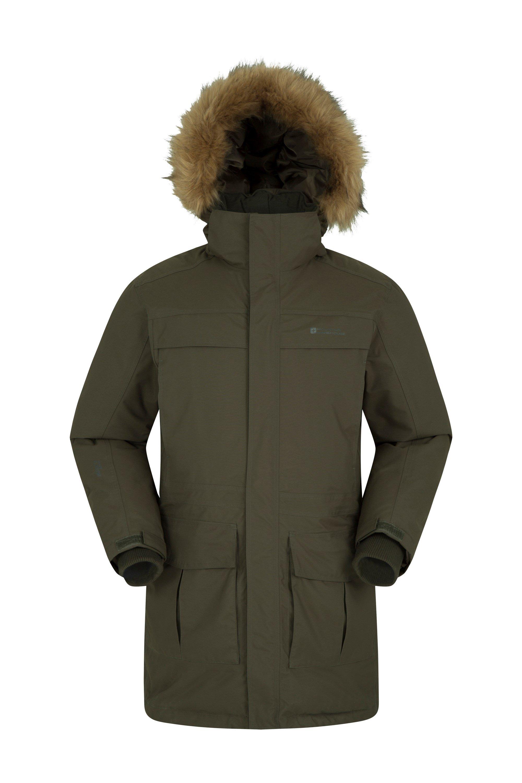 Antarctic Mountain Es Hombre Warehouse Chaqueta Extreme Plumas fwP005