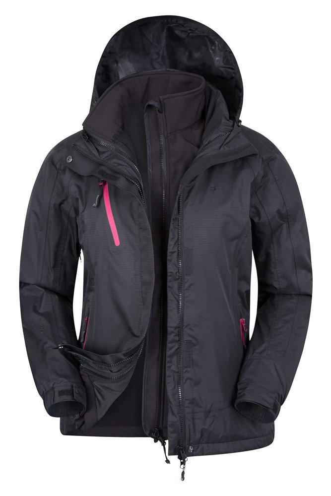 Waterproof Jackets &amp Coats | Mountain Warehouse GB
