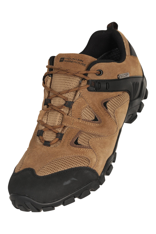 Curlews Mens Waterproof Walking Shoes