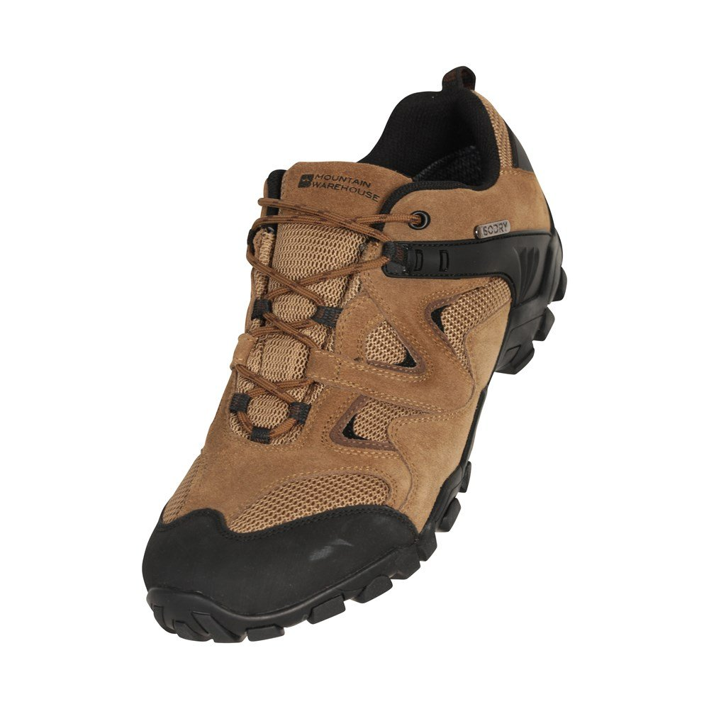 miniature 7 - Mountain Warehouse Mens Walking Shoes Waterproof Breathable 100% Rubber Boots