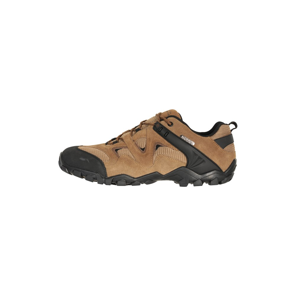 miniature 12 - Mountain Warehouse Mens Walking Shoes Waterproof Breathable 100% Rubber Boots
