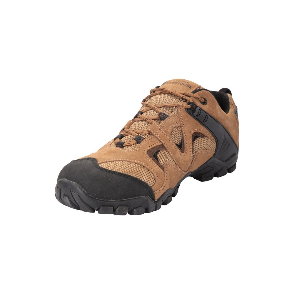 miniature 11 - Mountain Warehouse Mens Walking Shoes Waterproof Breathable 100% Rubber Boots
