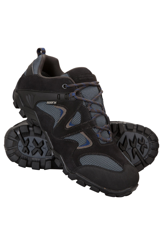 Chaussures de Marche Curlews - Hommes - Gris