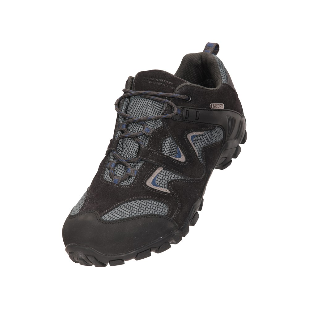 miniature 17 - Mountain Warehouse Mens Walking Shoes Waterproof Breathable 100% Rubber Boots