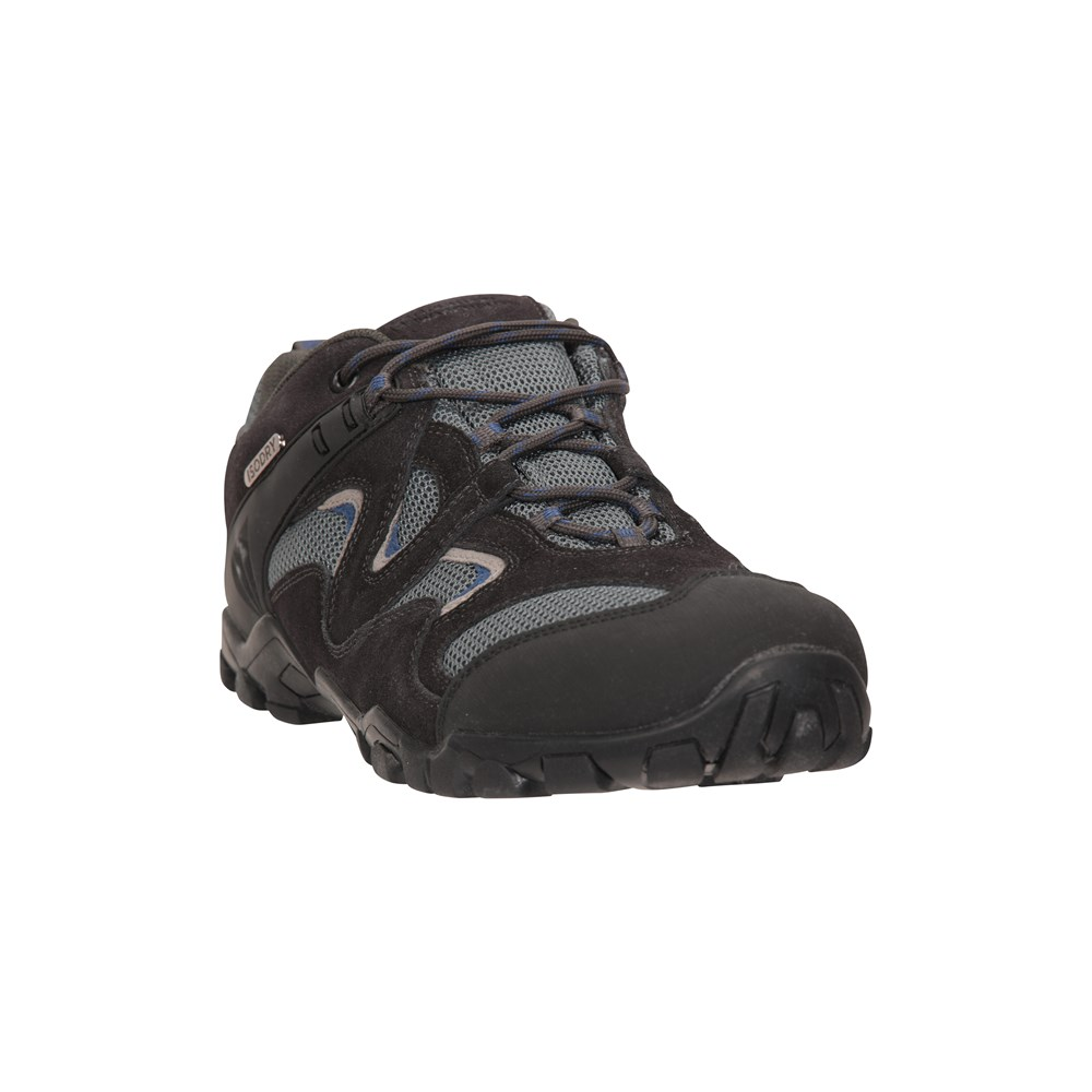 miniature 20 - Mountain Warehouse Mens Walking Shoes Waterproof Breathable 100% Rubber Boots