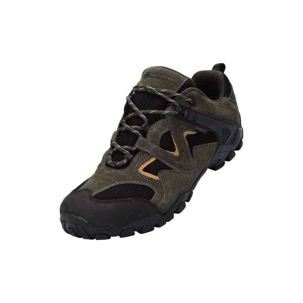 miniature 29 - Mountain Warehouse Mens Walking Shoes Waterproof Breathable 100% Rubber Boots