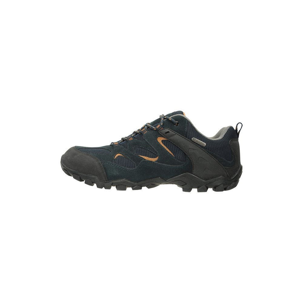 miniature 34 - Mountain Warehouse Mens Walking Shoes Waterproof Breathable 100% Rubber Boots