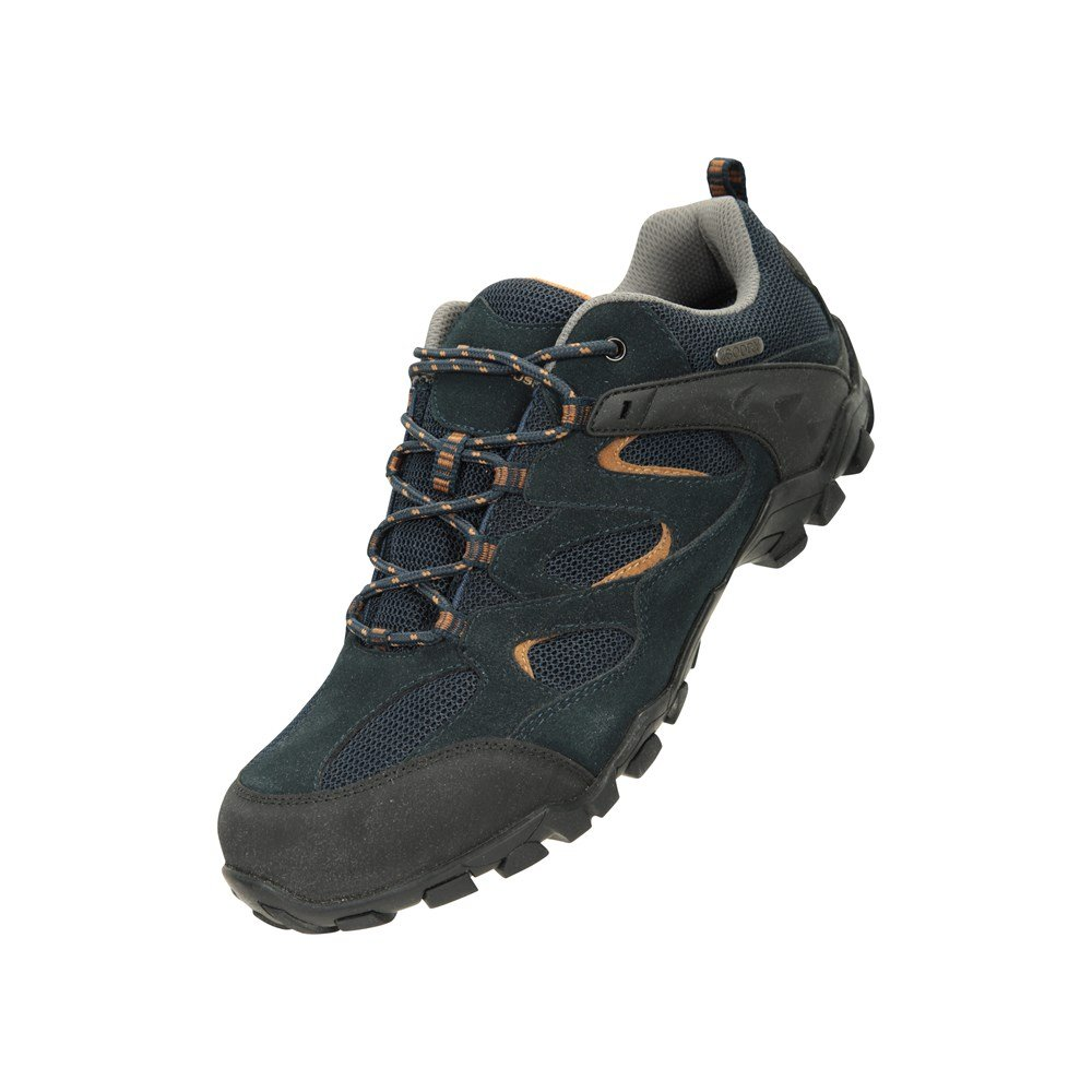 miniature 35 - Mountain Warehouse Mens Walking Shoes Waterproof Breathable 100% Rubber Boots