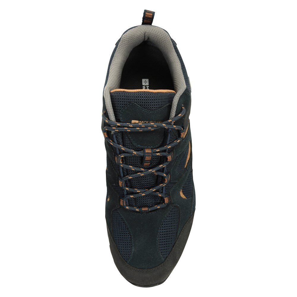 miniature 36 - Mountain Warehouse Mens Walking Shoes Waterproof Breathable 100% Rubber Boots