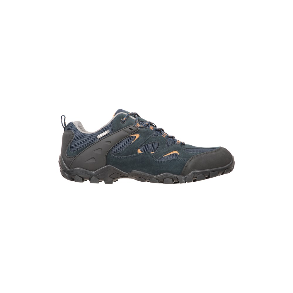 miniature 31 - Mountain Warehouse Mens Walking Shoes Waterproof Breathable 100% Rubber Boots