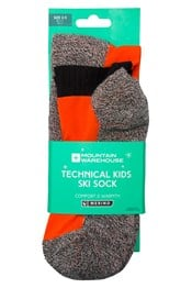 Technical Kids Ski Socks