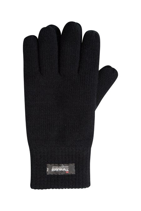 eeb681c812e Thinsulate Mens Knitted Gloves