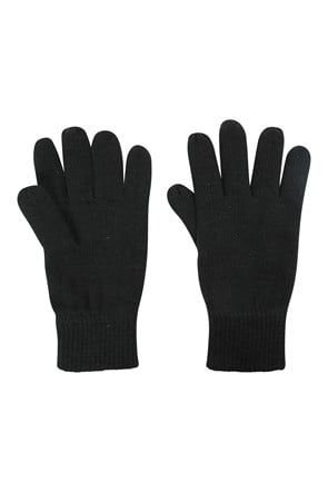 Thinsulate Herren Strick-Handschuhe