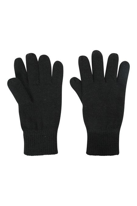 019019 THINSULATE KNITTED GLOVE