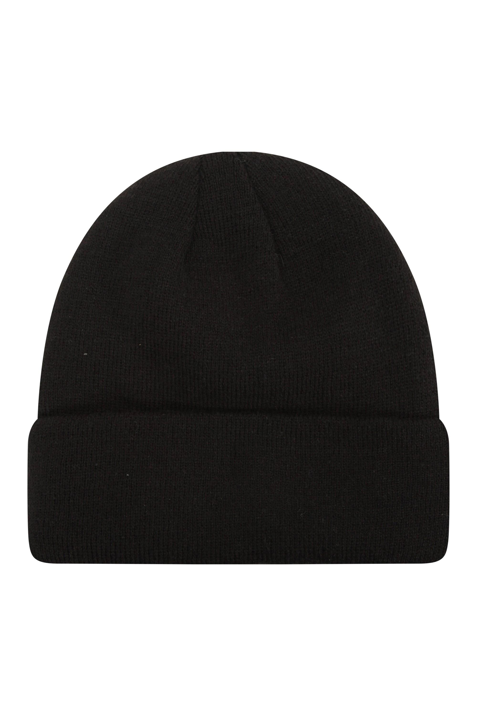 Mountain Warehouse Thinsulate Herren-Strickmütze blau, grau, khaki, schwarz | 05052776162692