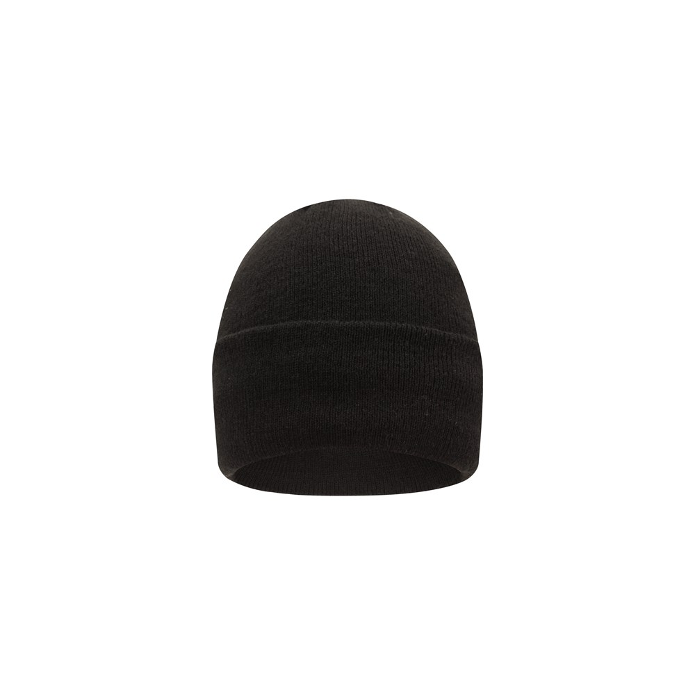 0ea470b3a2b Mountain Warehouse Mens Winter Hats with Double Lined   Knitted ...