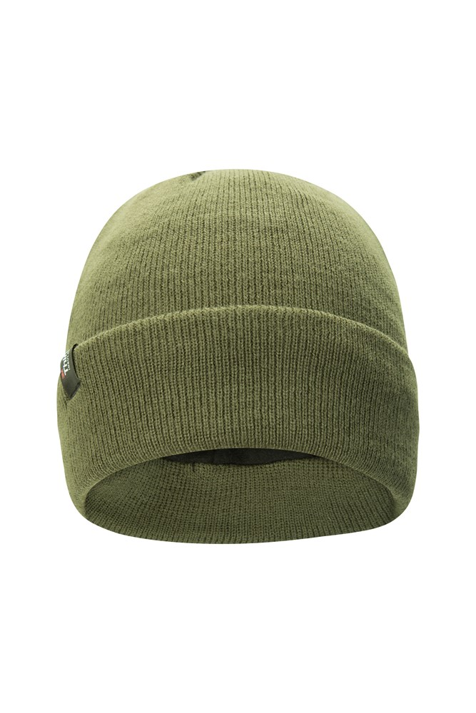 Thinsulate Knitted Beanie - Green