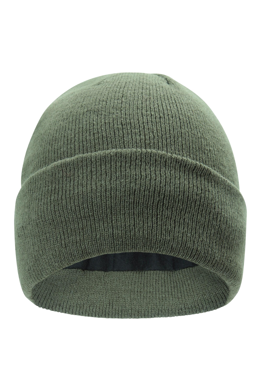 Mountain Warehouse Mens Twist Beanie Winter Hat