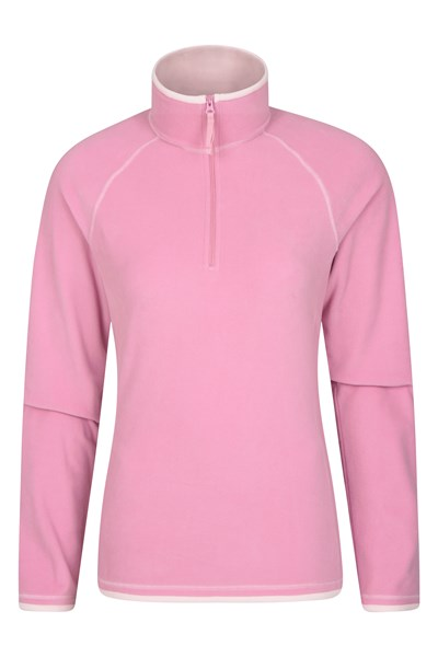 Montana Womens Microfleece - Pink