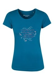 Dancing In The Rain Womens Tee