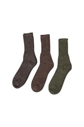 Outdoor Mens Walking Sock 3 Pack