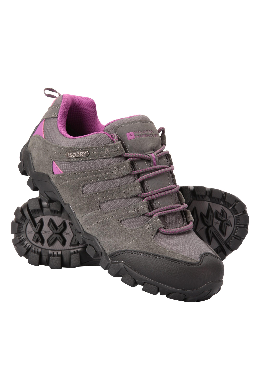Chaussures de Marche Belfour Femmes - Gris