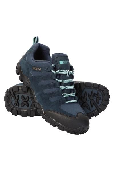 Belfour Womens Walking Shoes - Navy