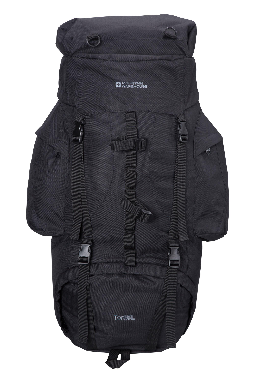 Tor 85 Litre Backpack - Black