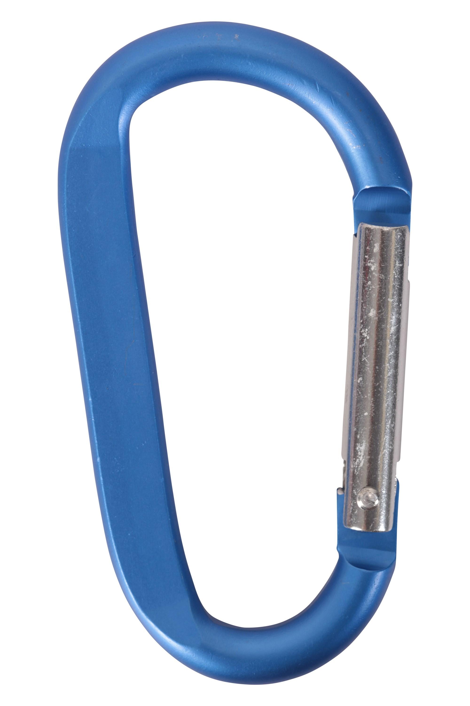Large Karabiner - Blue