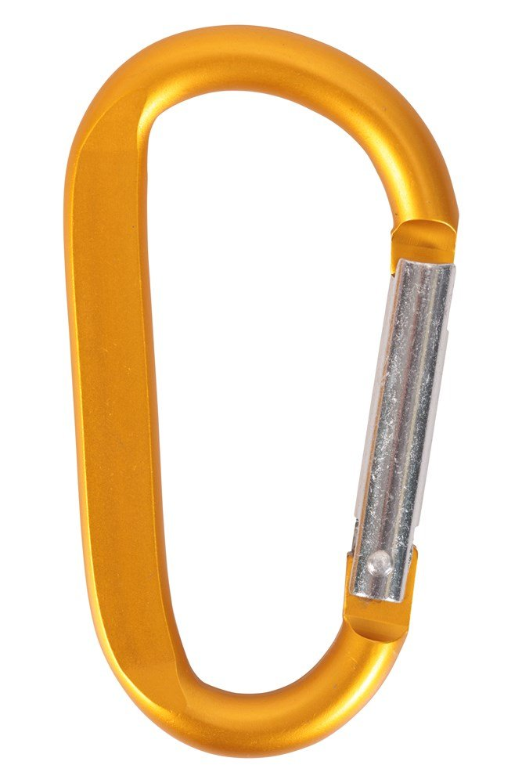 Large Karabiner - Yellow