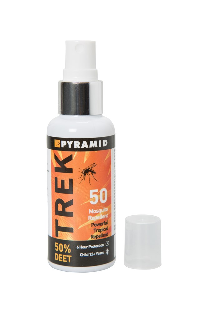 Pyramid Insect Repellent - 55% Deet 60ml - ONE