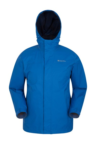 Torrent Mens Waterproof Jacket - Blue