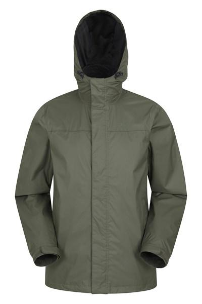 Torrent Mens Waterproof Jacket - Green