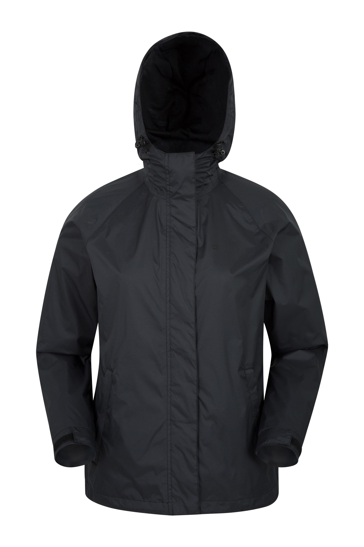 Torrent Womens Waterproof Jacket - Black