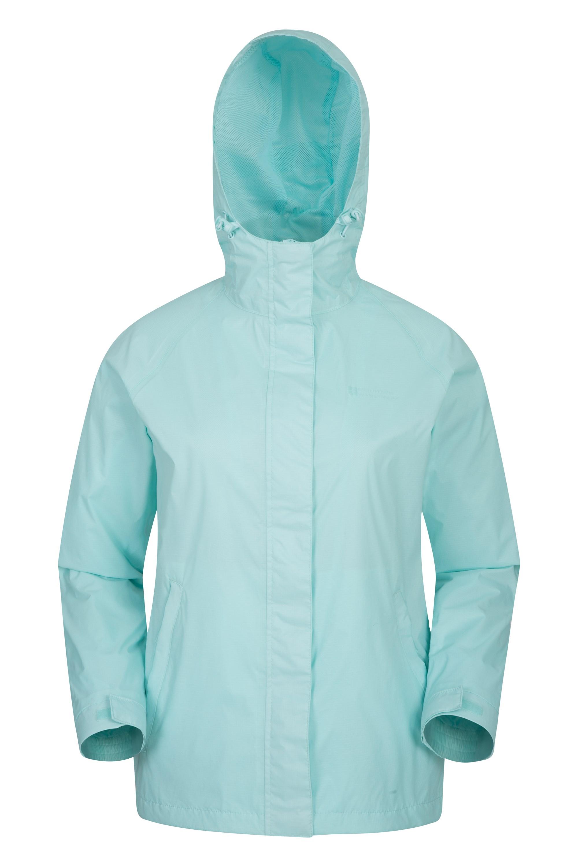 Torrent Womens Waterproof Jacket - Blue