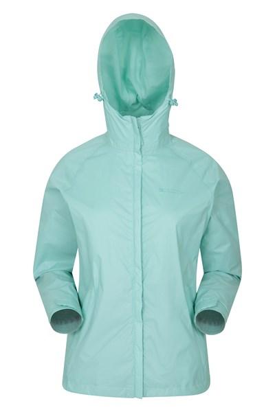 Torrent Womens Waterproof Jacket - Green